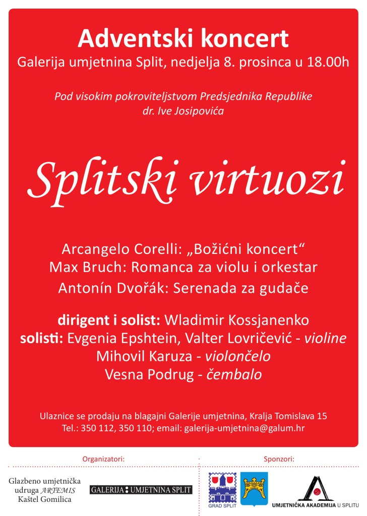 Adventski koncert plakatJEPG