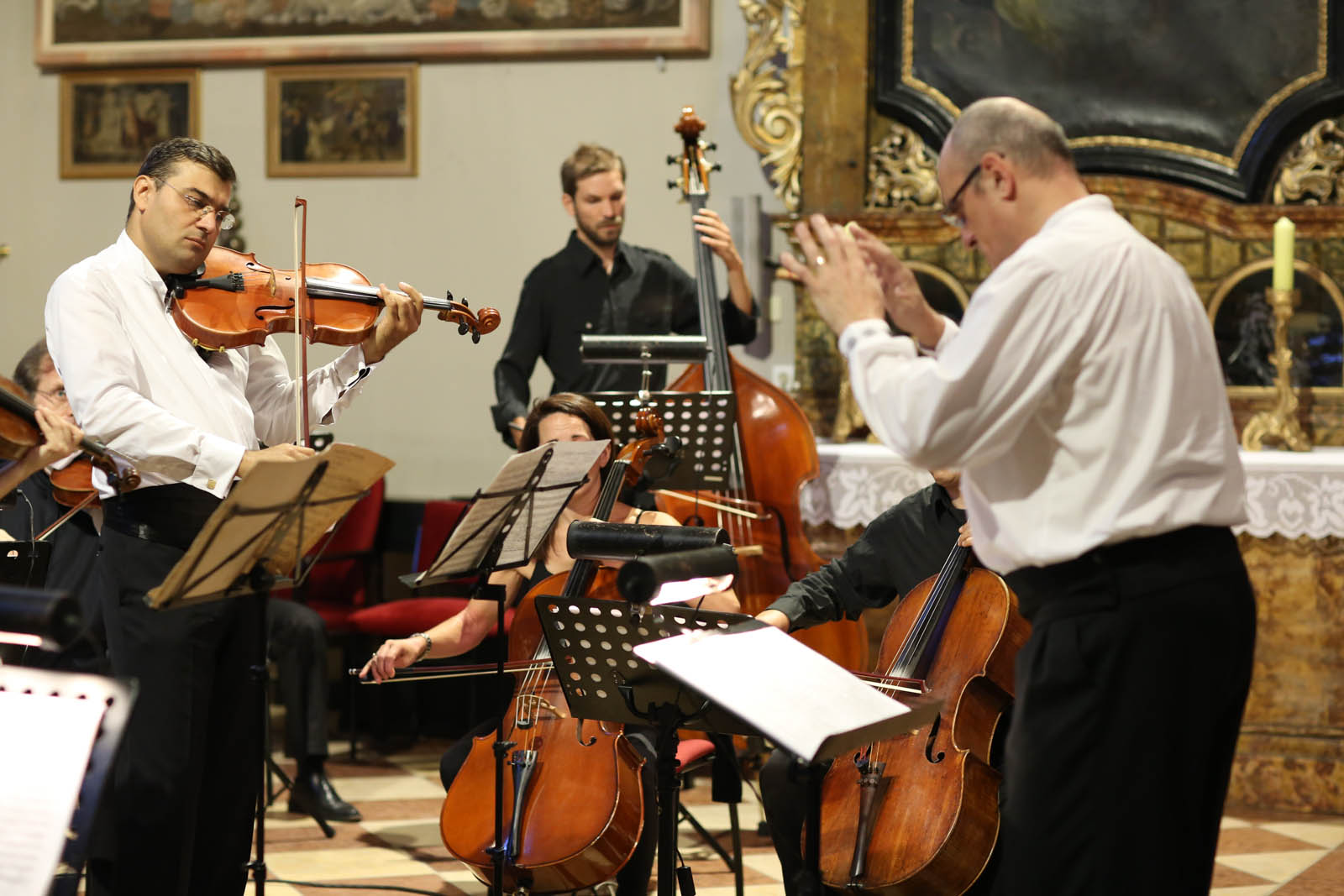 Mozart Concertante in Osijek 2.07.2014
