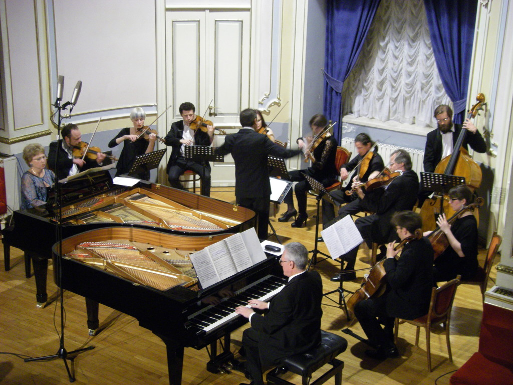 Concert for the 330. anniversary of J.S.Bach March 21st 2015