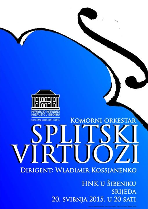 Splitski virtuozi_Kossjanenko_ Šibenik