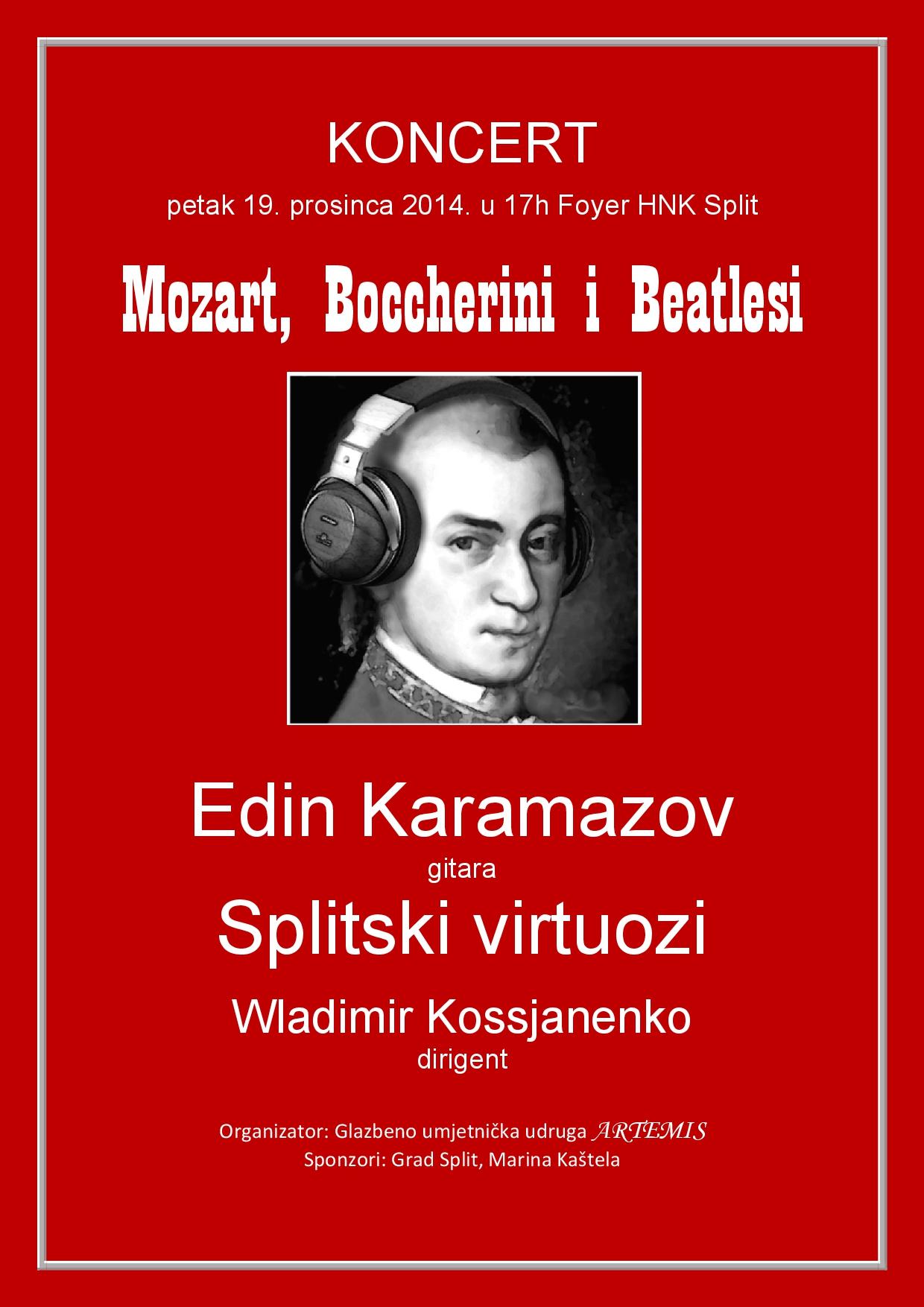 Mozart&Beatles_Karamazov_Kossjanenko_Splitski virtuozi