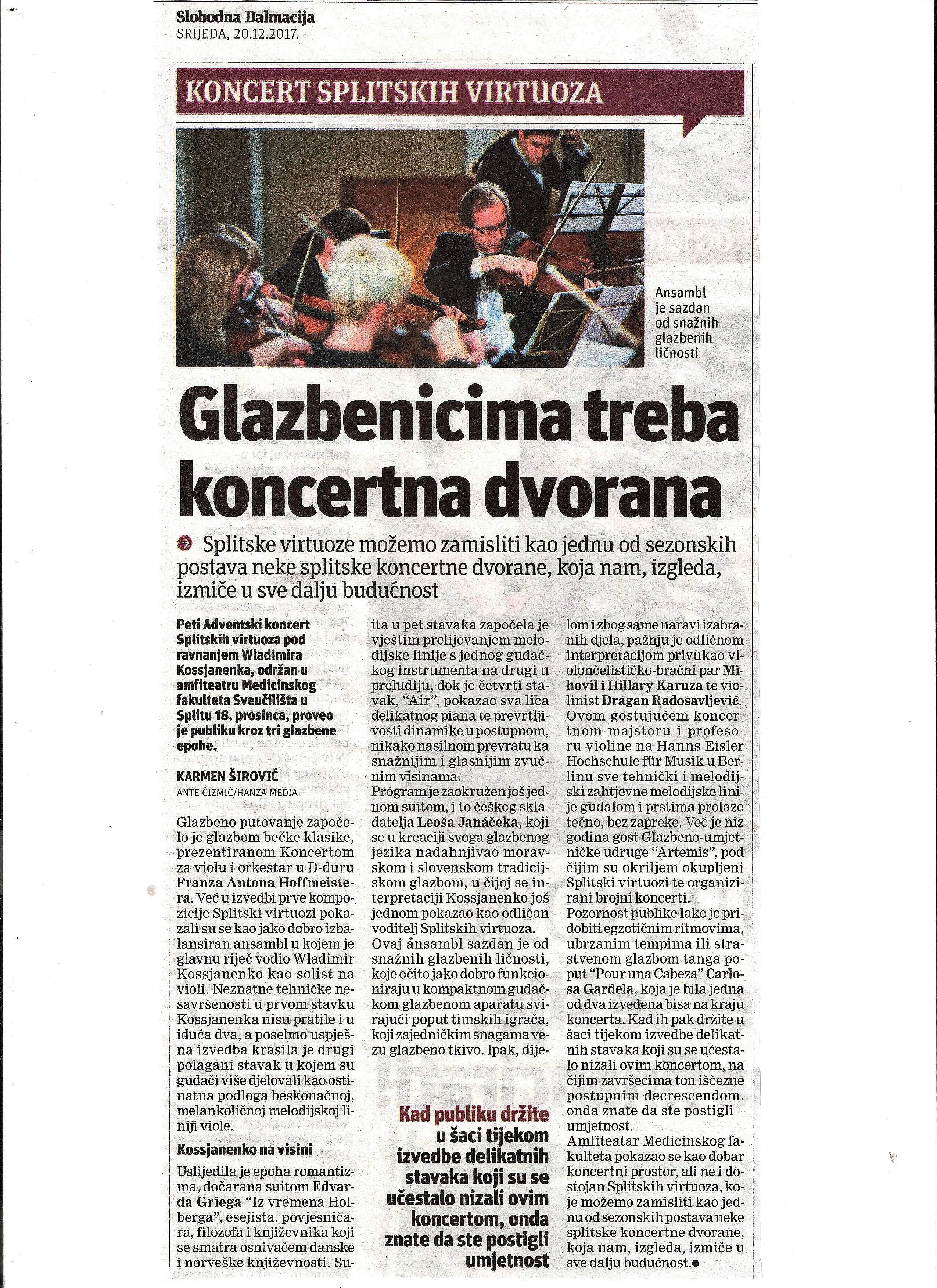 Slobodna Dalmacija_kritika20122017