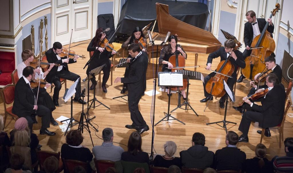 Virtuosos of Split_Wladimir Kossjanenko_Concert on December 12th 2015