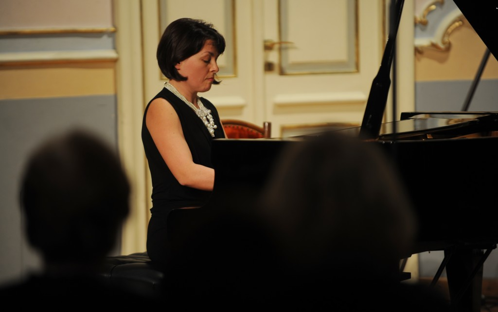 Vesna Podrug, Recital at the Croatian National Theater