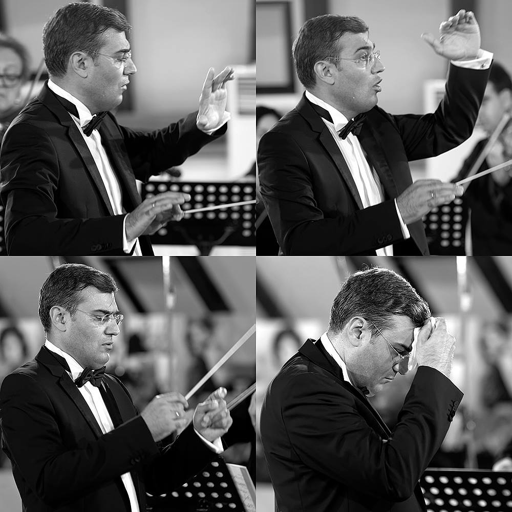 Conducting Camerata Orphica 2016 Varna
