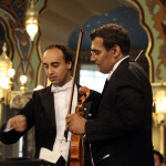 Concertante with Mario Hossen, Sofia Synagogue