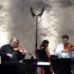 rehearsing with Tomasz Tomaszewsky