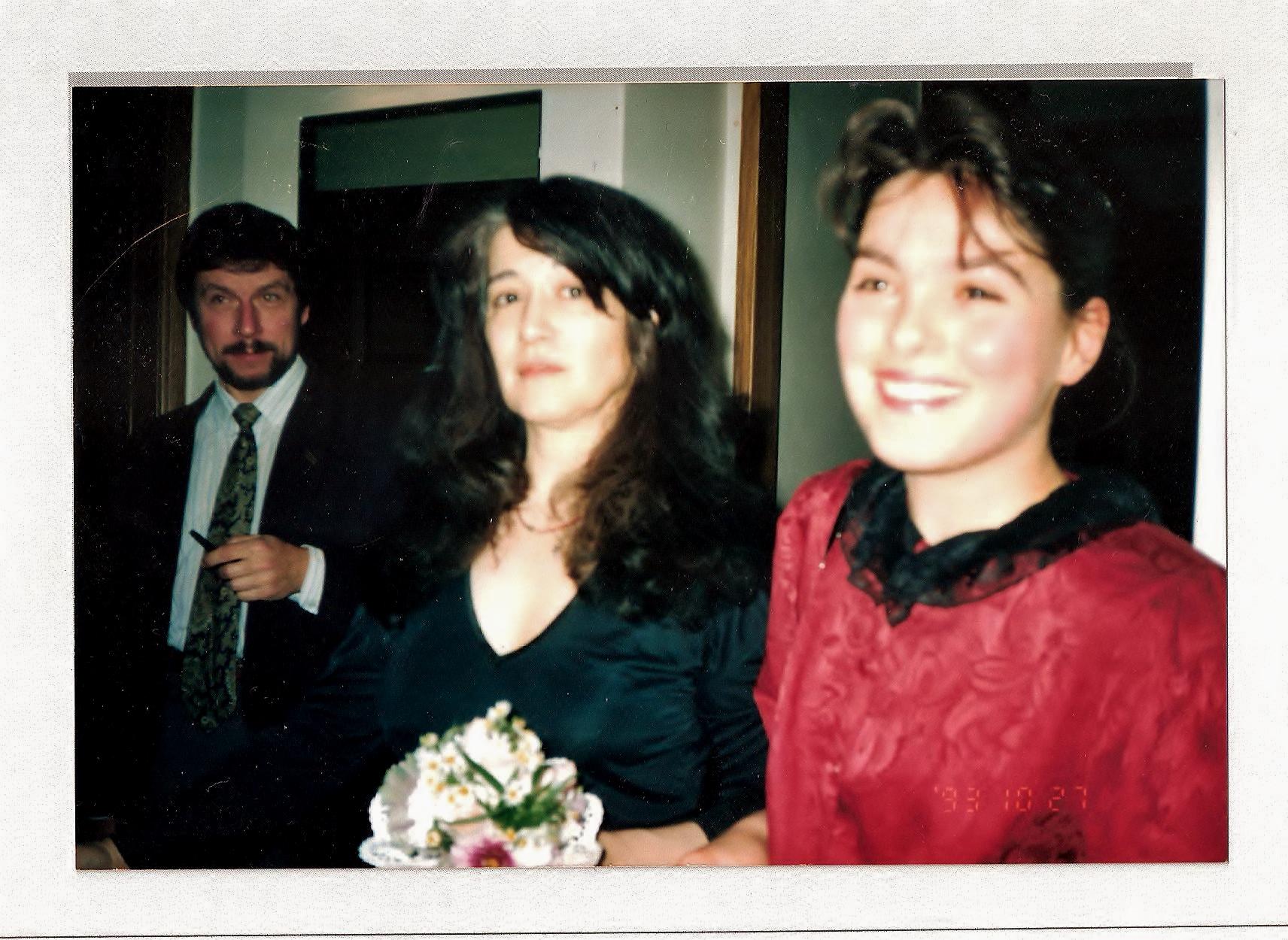 Vesna i Martha Argerich, Vienna