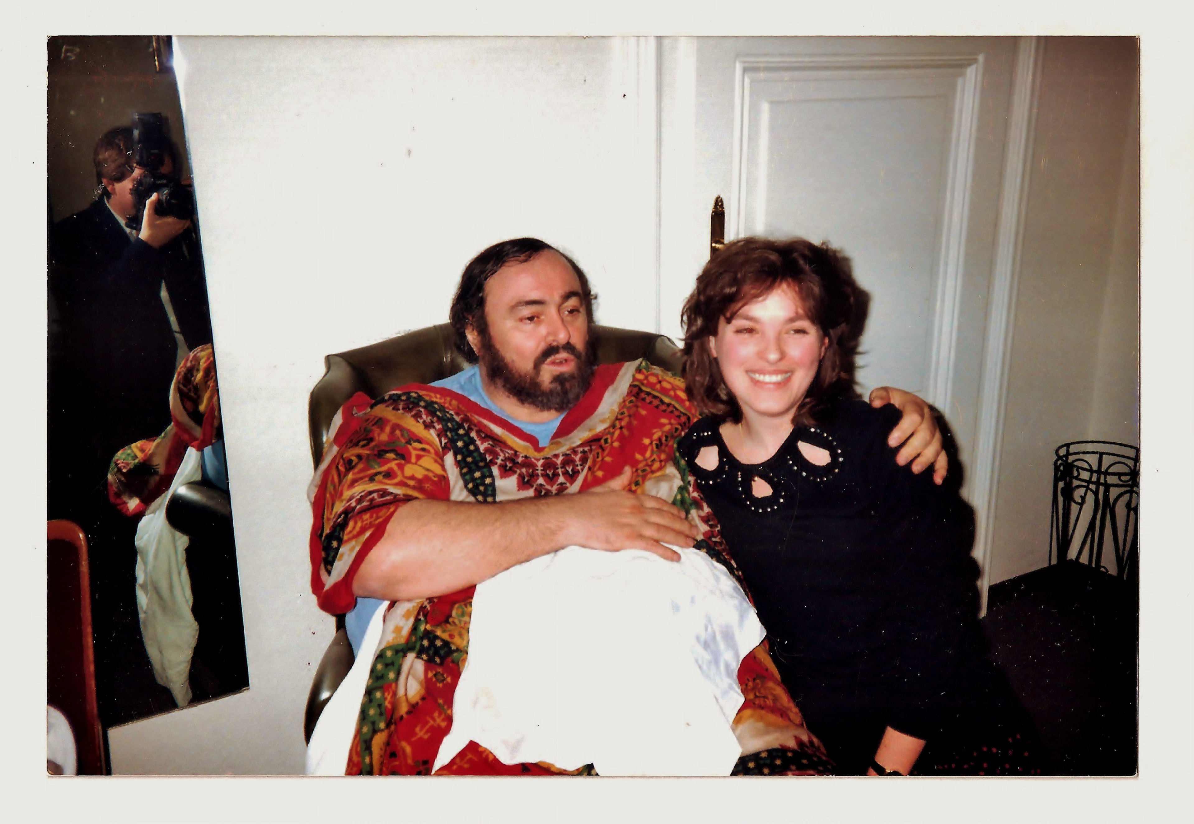 Vesna i Pavarotti, Musikverein Vienna