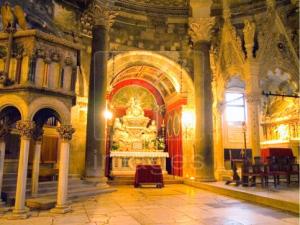 Sv.Dujam- interiere