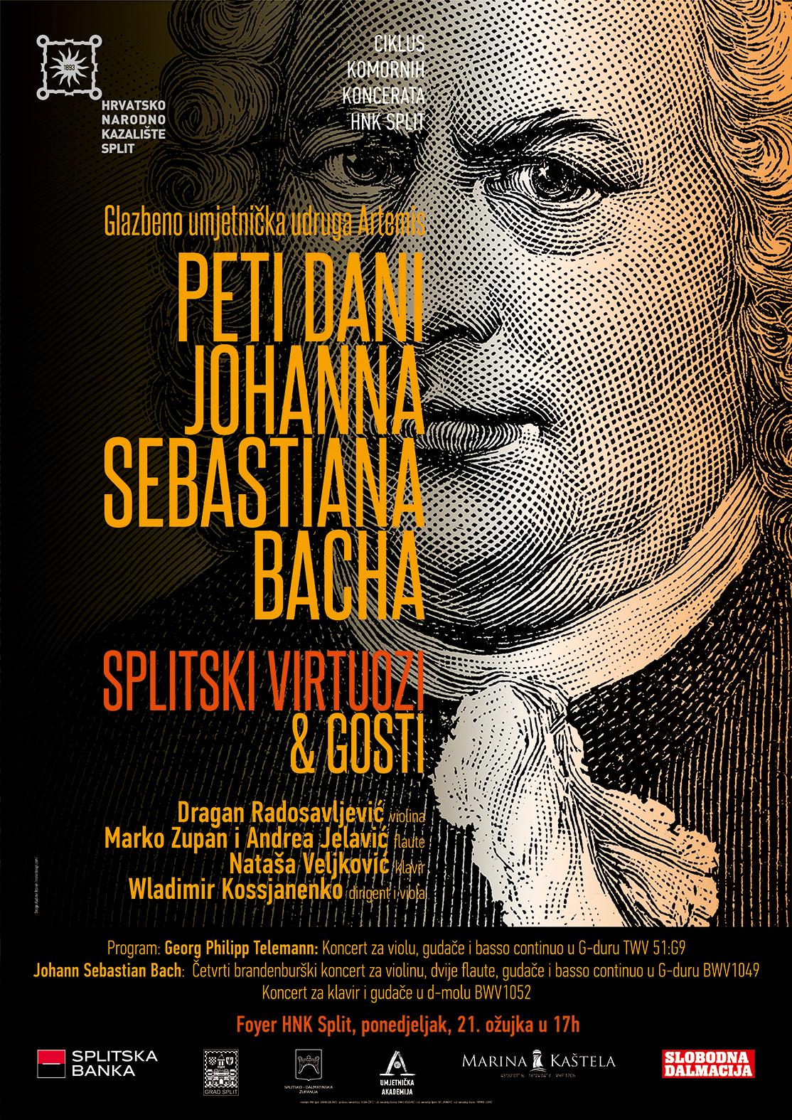 Koncert Splitskih virtuoza i solista 21.03.2016. u HNK-u Split