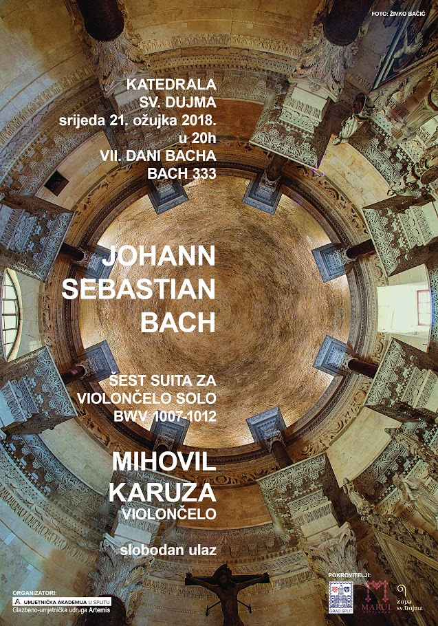 VII Days of Bach_PLAKAT - KARUZA